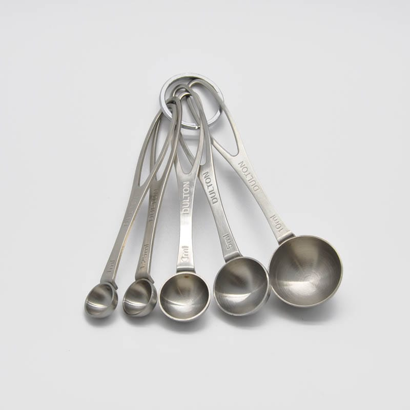 STAINLESS MEASURE SPOON SET
