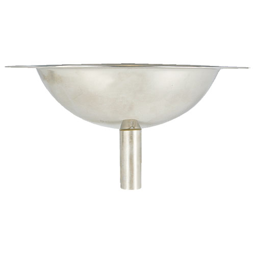 STAINLESS FUNNEL L
