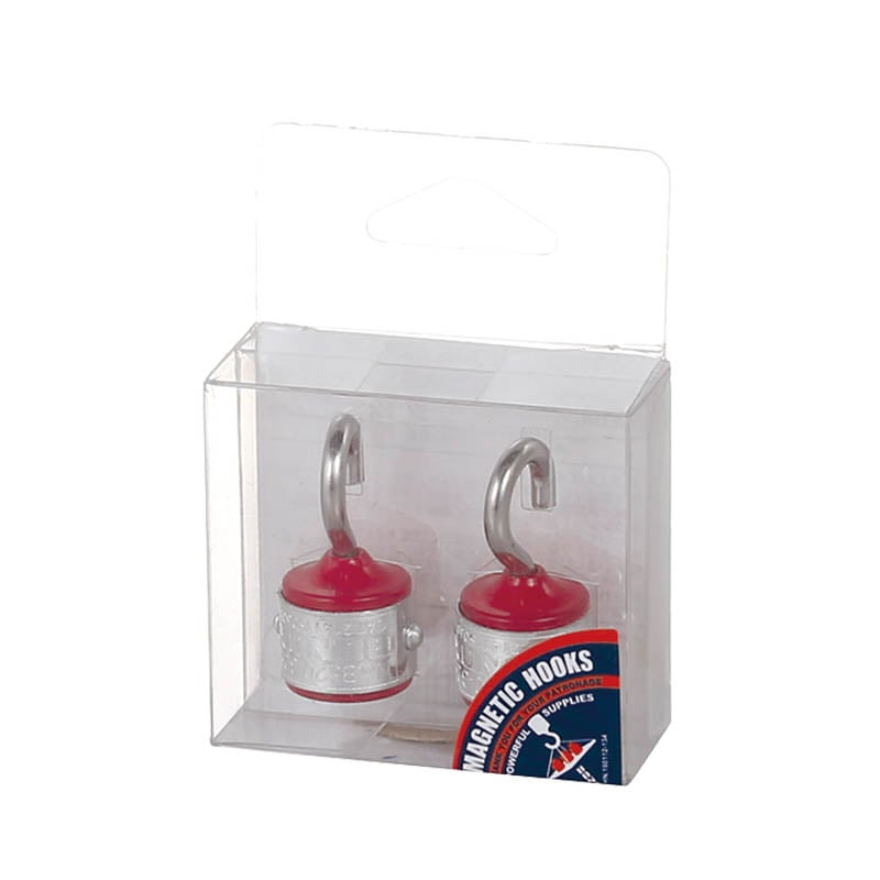 MAGNETIC HOOK S/2 RED