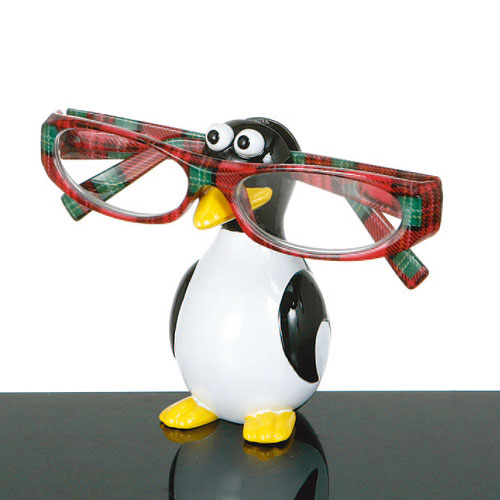 ANIMAL GLASSES HOLDER  PENGUIN