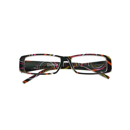 READING GLASSES BLK 1.5