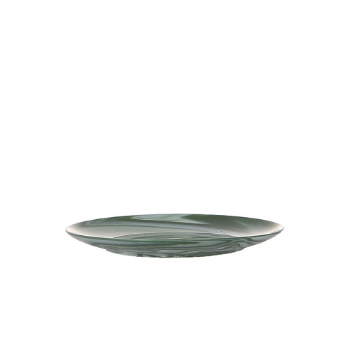 EBLE COLLECTION PLATE 180 GREEN