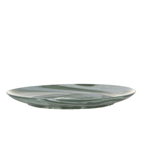 EBLE COLLECTION PLATE 255 GREEN
