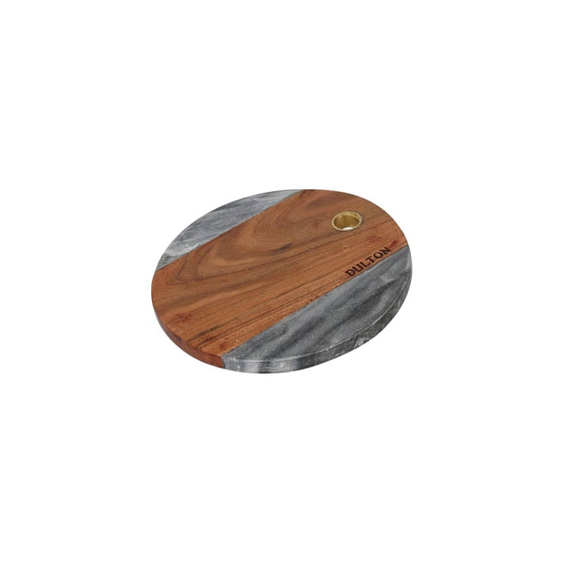 ACACIBLE ROUND BOARD AWD-BK
