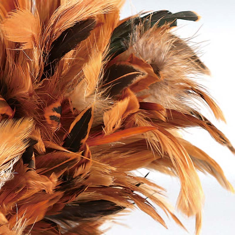 HEN FEATHER DUSTER 72cm