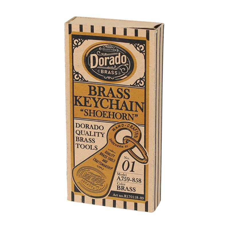 BS K.CHAIN''SHOEHORN''TYPE1 BRASS