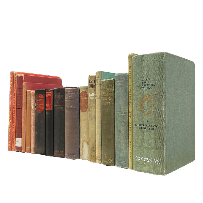 USED BOOK ASSORTED-50cm