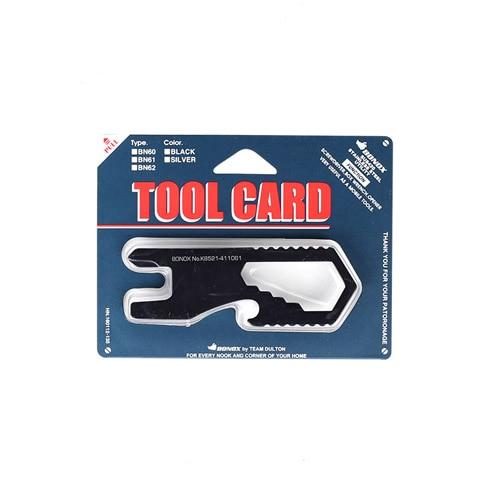 MINI TOOL CARD BN60 BLK