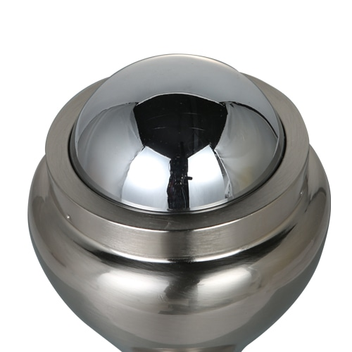 DESK TOP ASHTRAY BALL POINT SILVER