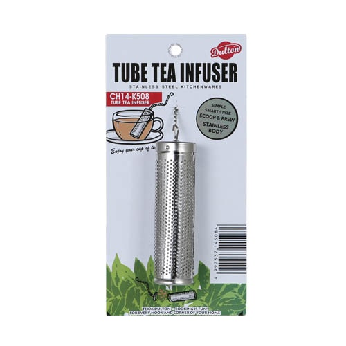 TUBE TEA INFUSER