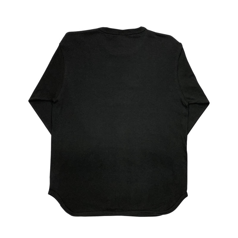 RHINO BASEBALL SHIRTS BLACK L