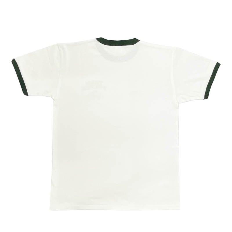 RHINO T-SHIRTS WHITE L