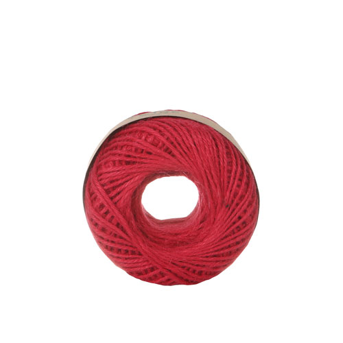 TWINE RED