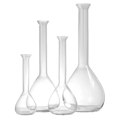 VOLUMETRIC FLASK VASE L