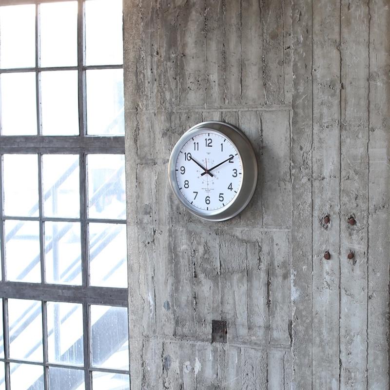 WALL CLOCK ''BRISTOL S-51'' WD