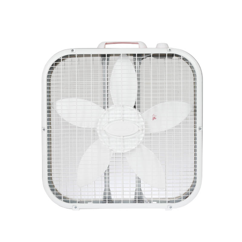 LASKO BOX FAN RED