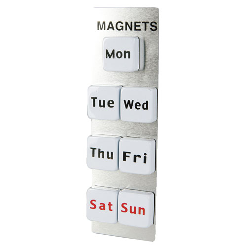 MAGNETS OF THE WEEK