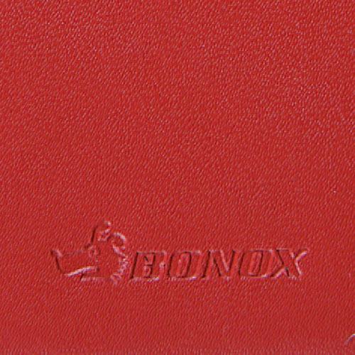 CARD CASE ''Slider'' RED