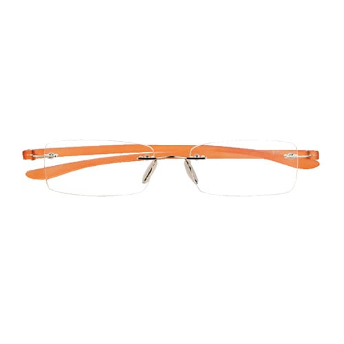READING GLASSES  ORANGE  3.0