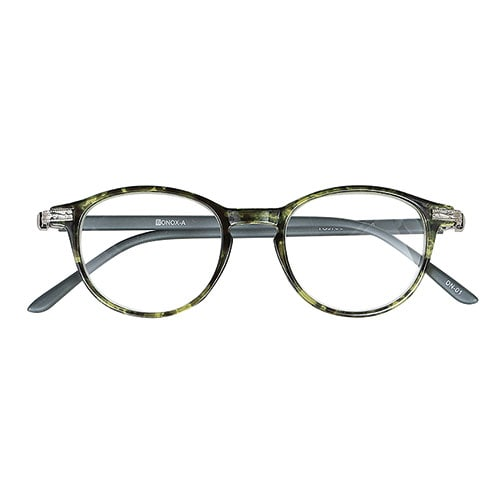 READING GLASSES GREEN/GRAY 1.0