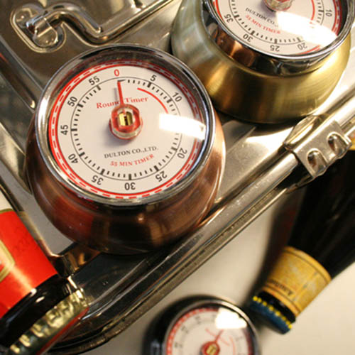 KITCHEN TIMER A.BRASS
