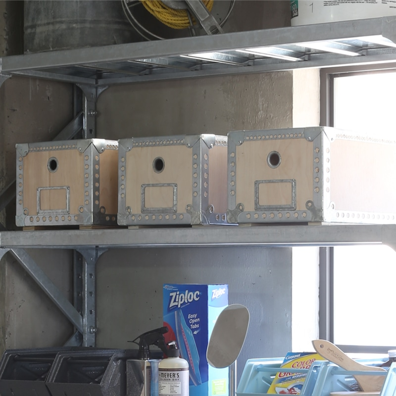 WOODEN BOX (S)
