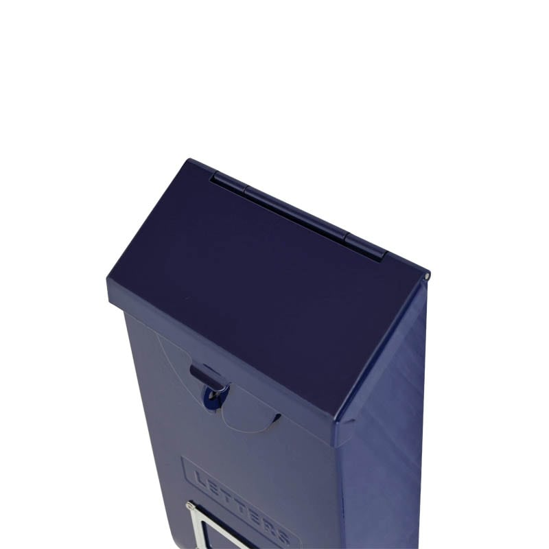 MAIL STORAGE BOX NAVY