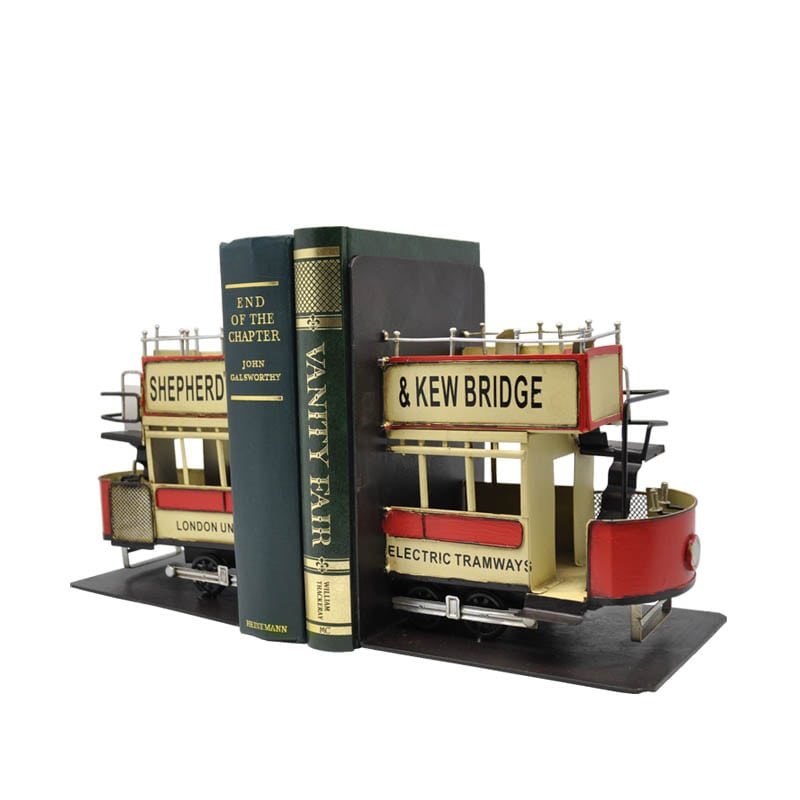 "BOOKENDS ""BUS"""
