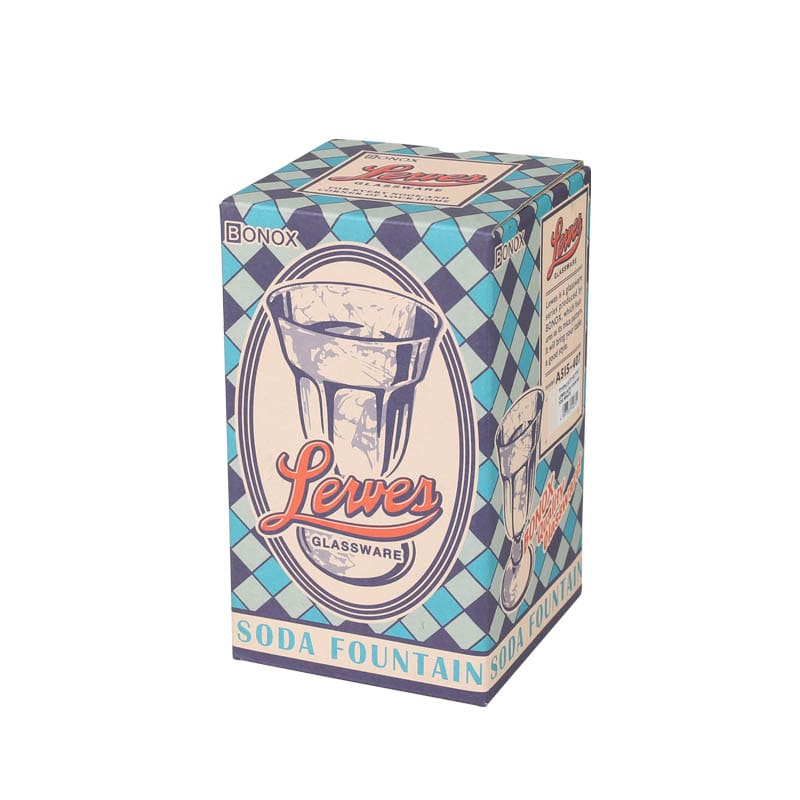 LEWES  SODA FOUNTAIN  FOG WHITE