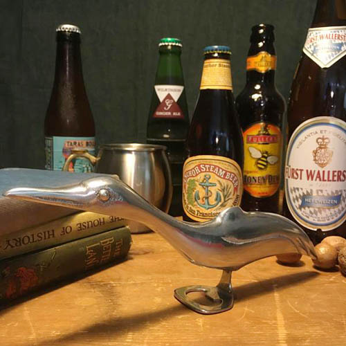 BOTTLE OPENER BIRD
