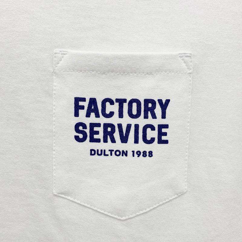 Factory Service T-SHIRTS WHITE L