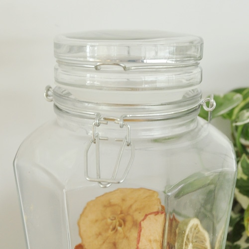 GLASS JAR AMY
