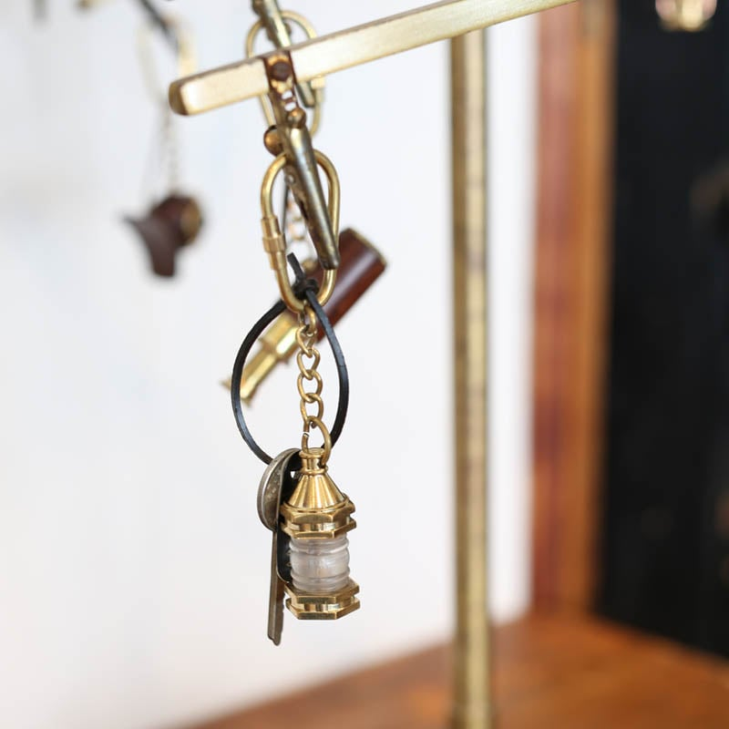 SHIP LAMP KEY HOLDER D