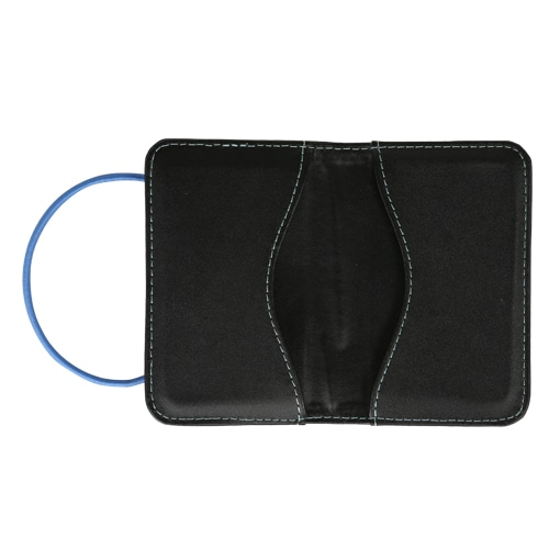 CARD CASE ''NOXIE''  BLACK