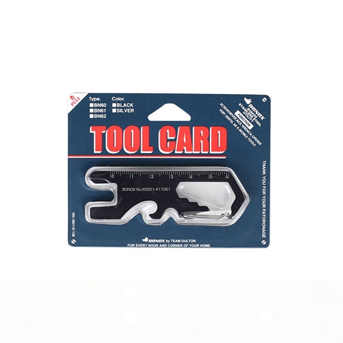 MINI TOOL CARD BN62 BLK