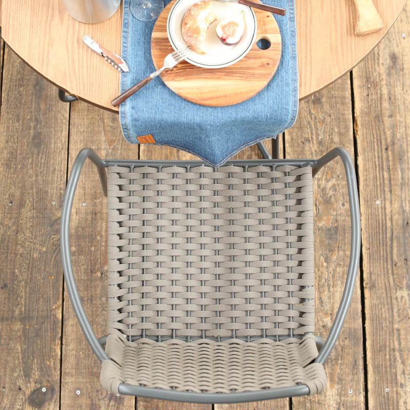 ROPE CHAIR TAUPE