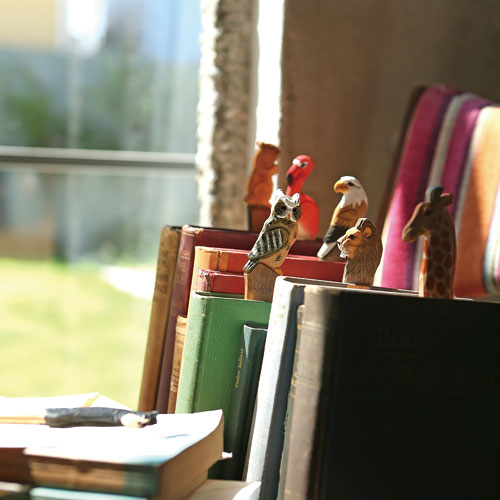 BOOKMARKER GIRAFFE