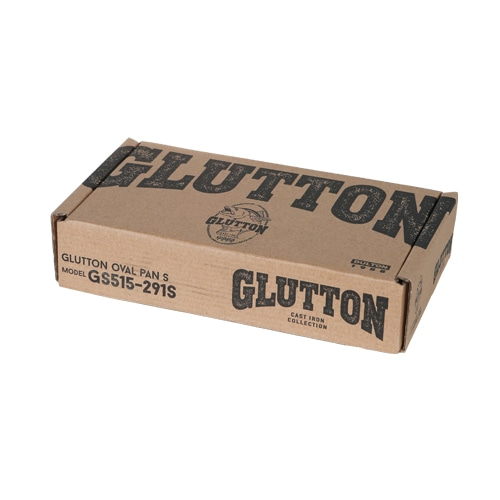 GLUTTON OVAL PAN M