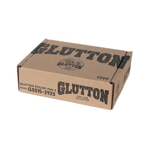 GLUTTON ROUND PAN L