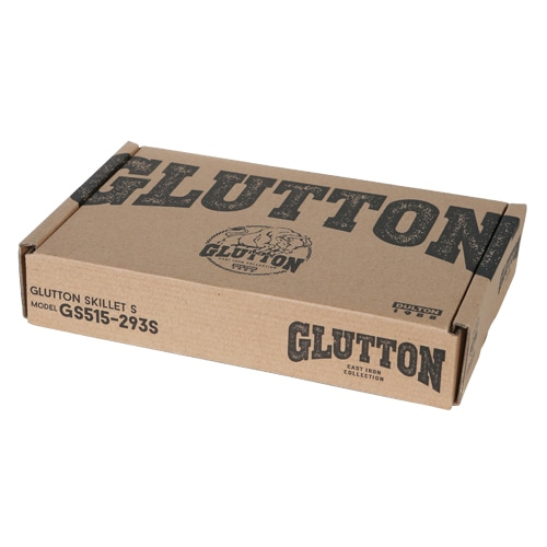 GLUTTON SKILLET S