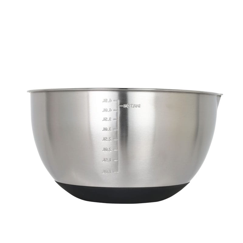 STAINLESS STEEL BOWL L
