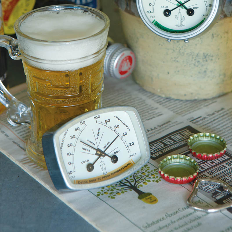 THERMO-HYGROMETER BEER