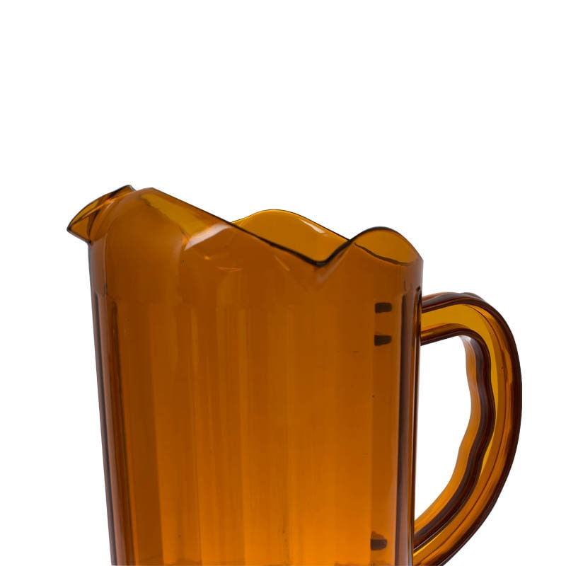 3 SPOUTS WATER PITCHER AMBER 900ML