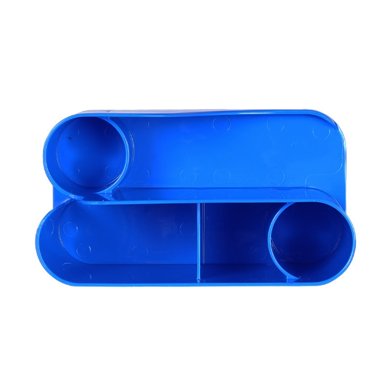 DESK ORGANIZER BLUE