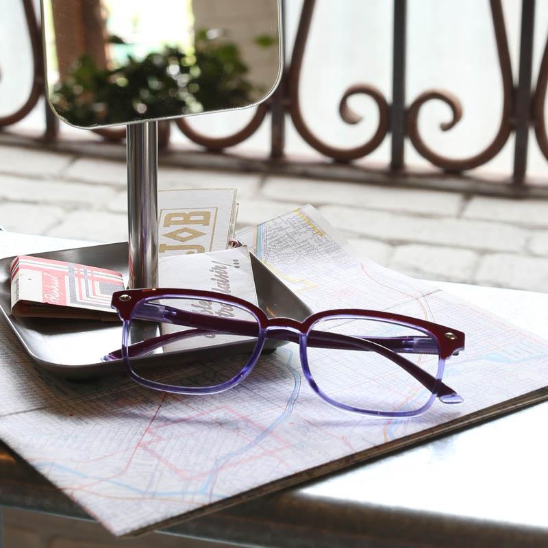READING GLASSES RD/PL 3.0
