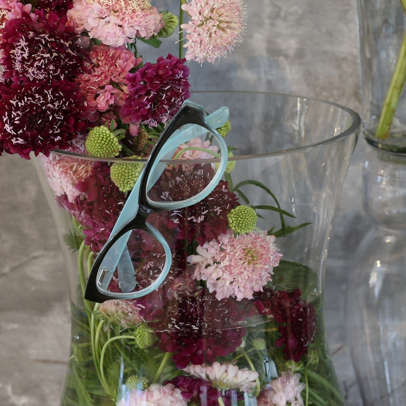READING GLASSES GY/BL 2.5