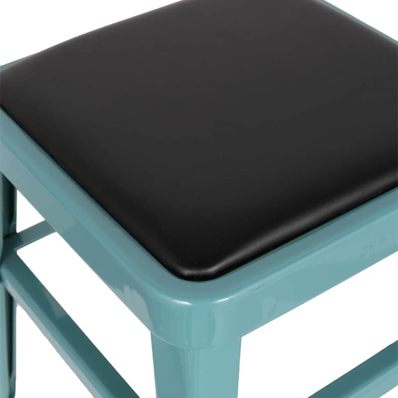 LIGHT-45 STOOL GRAY GREEN