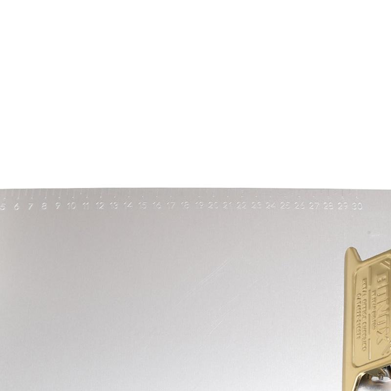 METAL CLIP BOARD ''A4'' GALVANIZED