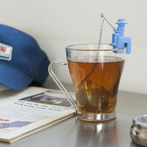 TEA INFUSER T.FISHERMAN BL