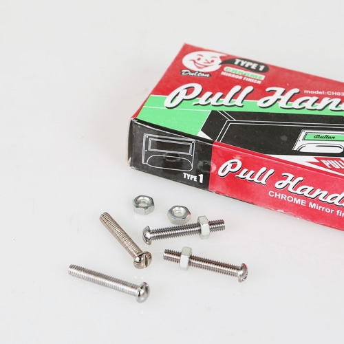 PULL HANDLE #1 BRS